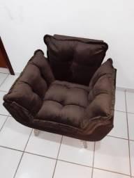 Título do anúncio: Poltrona Estofada Camaras - Só R$549,00