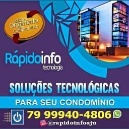 Soluções tecnológicas Condominial