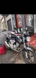 moto cbx 250 Twister em dia barata