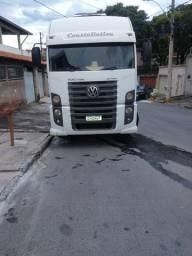 Constelation 19 320, estuda troca em caminhão truck