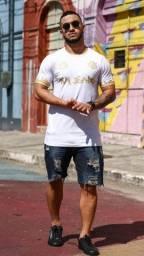Camisa masculinas malhão
