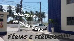 Praia dos Milionários -1/4 - Ilhéus - temporada - pacote