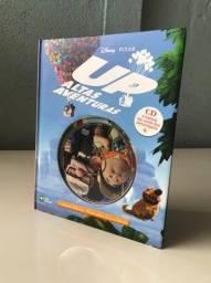 Livro cd UP Altas Aventuras
