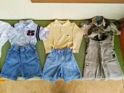 Bazar de Roupas Infantis e Vestidos / 10 peças por R$50