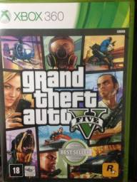 Vendo GTA V de Xbox 360