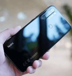 Xiaomi redmi note 8 black 64g