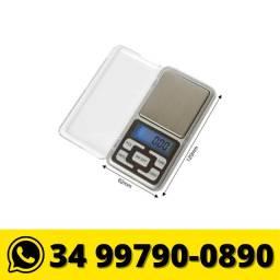 Balança Mini Portátil Digital 500g