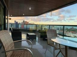 Apartamento à venda com 4 dormitórios em Manaíra, João pessoa cod:psp532