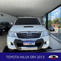 Toyota Hilux SRV 2013 Aceito trocas e financio