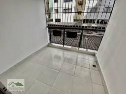 Apartamento 3 qts, 2 banheiros, 1 vaga coberta, sala ampla