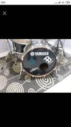 Bateria Yamaha dp séries completa