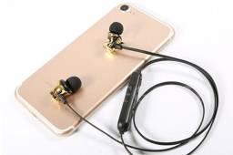 Fone Bluetooth sem fio XT 11 Magneticos