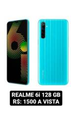 Realme 6i 128GB Novo Lacrado