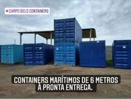 Container marítimo (venda e locação)