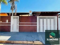 Casa para aluguel, 2 quartos, 2 vagas, Santa Luzia - Três Lagoas/MS