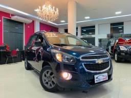 Chevrolet spin LT advantage automático 2017 completa