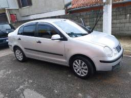 Polo Sedan 2005 completo Baixa Kilometragem Lindo!!!!