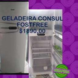 Geladeira consul fostfree