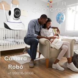 Baba eletrônica câmera com visão noturna