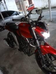 Fz25 2020 Moto Zera