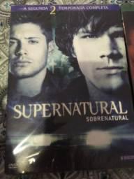 Box da serie Supernatural