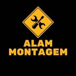 Alan montagem