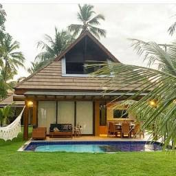 MM,bangalô ,Eco Resort Carneiros. *