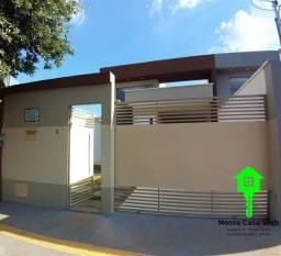 Casa para venda tem 138 metros quadrados com 3 quartos em Parque das Flores - Goiânia - GO