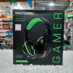 Fone Headset Gamer Multilaser