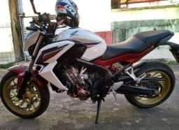 Honda CB650F. Entrada+Parcelas