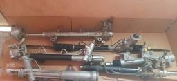 Temos caixa dedireção e bombas hidráulicas de diversas  marcas e modelos..