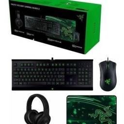 Kit Razer Gaming - Oportunidade, Muito Barato!