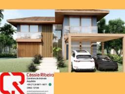 Excelente casa à venda em Praia do Forte. Mobiliada, 7 suítes, área de lazer completa