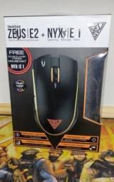 Mouse+ Mousepad Zeus Gambias