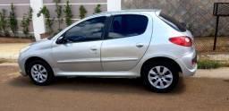 Peugeot 207 1.4 flex completo