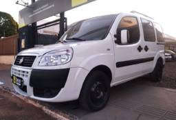 Fiat - Doblo Attractive 1.4 Fire Flex 8v 5p