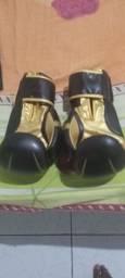 Luvas de boxe nova
