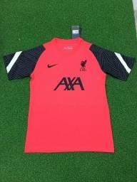 Camisa Nike Liverpool Strikes 20/21 Torcedor