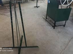 Máquina de fabricar tela de alambrado fio 12