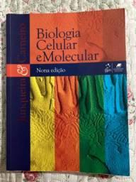 Livro Biologia celular e molecular 9ª Edição Junqueira e Carneiro