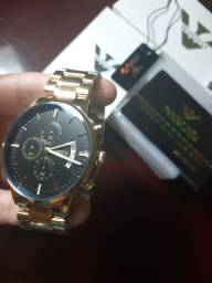 Relógio Nibosi 2309 Dourado