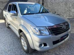 HILUX 2012/2012 2.7 SRV 4X4 CD 16V FLEX 4P AUTOMÁTICO
