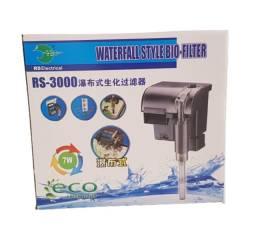 RS-3000 Filtro Externo Hang On   Aquarios  80 a 120 Litros 1200 l/h