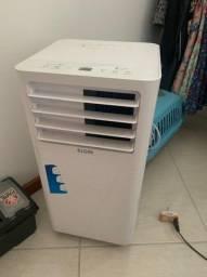 Ar condicionado portátil elgin 9000btu