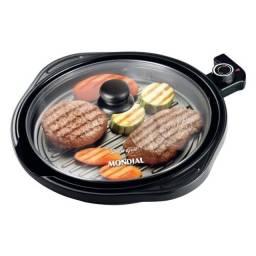 Grill redondo Mondial