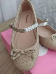 Sapato infantil Pampili Tam. 23