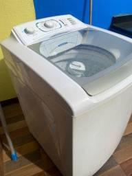 Máquina de lavar eletrolux 15kg turbo em perfeito estado sem nenhum defeito