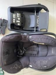 Bebê conforto maxicosi/ cadeirinha de carro e Quinny mood