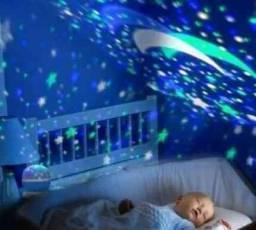 Abajur Luminária Céu Estrelado ??