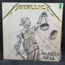 Lp Metalica and justice